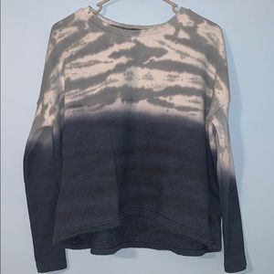 Blue Gradient American Eagle Outfitters Top